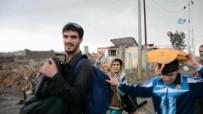 ASKERİ OPERASYON - 100 Bin Iraklı Musul'dan Ayrıldı