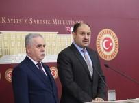 AVRUPA İNSAN HAKLARI - AB Uyum Komisyonu Başkanı Gürpınar'dan 'Geri Kabul Anlaşması' Açıklaması