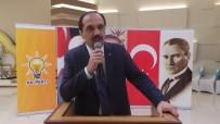 AK Partili Balta, Referandum Çalışmalarını Sürdürüyor