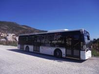 TOPLU ULAŞIM - Alanya Polisler Tebdil-İ Kıyafetle Otobüsleri Denetledi