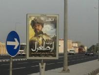 CEZAYIR - 'Arapça' Diriliş Ertuğrul 200 milyon kez izlendi