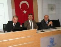 MEHMET ÖZTÜRK - 'Asansör Sektör Toplantısı' Yapıldı
