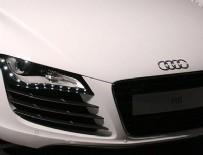 AUDI - Audi tesislerinde arama