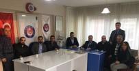 TÜRK SAĞLıK SEN - Aydın MHP'den Türk Sağlık Sen'e Ziyaret