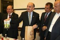 MERMER FABRİKASI - Bakan Müezzinoğlu Yarın Milas'ta