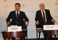 DıŞ EKONOMIK İLIŞKILER KURULU - Bakan Şimşek, Ukrayna İle Türkiye Arasındaki Ticari Potansiyele Dikkat Çekti