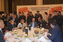 MUHTARLAR KONFEDERASYONU - Bakan Soylu Trabzon'da Muhtarlarla Buluştu