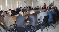 MAHALLİ İDARELER - Bartın'da Mart Ayı Muhtarlar Toplantısı Yapıldı