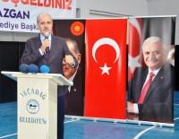 ZIRHLI ARAÇLAR - Başbakan Yardımcısı Numan Kurtulmuş Açıklaması