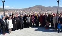 HUKUK DEVLETİ - Başkan Bakıcı Referandumu Anlatmak İçin 1 Hafta İçerisinde 500 Kadınla Bir Araya Geldi