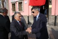 BALCı - Başkan Büyükkılıç Şehit Ve Gaziler Derneğini Ziyaret Etti