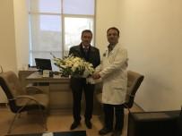 BAYRAM ÖZTÜRK - Başkan Çetin, Tıp Bayramında Sağlıkçıları Ziyaret Etti