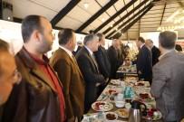 SERBEST MUHASEBECİ MALİ MÜŞAVİRLER ODASI - Başkan Çiftçi, Muhasebecilere Anayasa Değişikliğini Anlattı