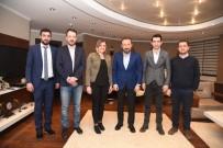 NEVZAT DOĞAN - Başkan Doğan, Kocaeli Genç Girişimciler Derneğini Ağırladı