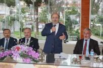 Başkan Gümrükçüoğlu Muhtarlarla Sürmene'yi Konuştu
