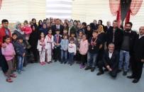 TEKVANDO - Başkan Karabacak, Minik Tekvandocuları Makamında Ağırladı