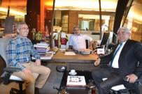 DOĞAN ŞENTÜRK - Başkan Karaçanta'dan FOX TV'ye Ödül