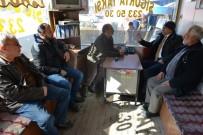 ALİ KORKUT - Başkan Korkut, Taksici Esnafı İle Bir Araya Geldi