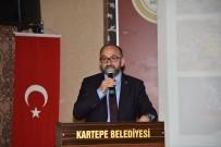 NECİP FAZIL KISAKÜREK - Başkan Üzülmez, Belediye Çalışanları İle Buluştu
