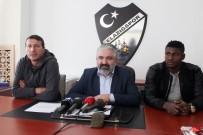 ELAZıĞSPOR - Bayram Bektaş Açıklaması 'Elazığspor Daha İyi Yerlere Gelecek'