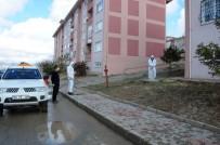 BAĞBAŞı - Belediye'den Bahara Hazırlık İlaçlaması