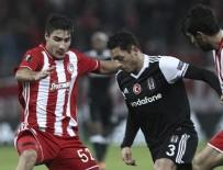 ÇEK CUMHURIYETI - Beşiktaş'ta hedef çeyrek final