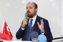 Bilal Erdoğan Amasya'da Konuştu