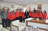 BADMINTON - Bilecikli Atletler Aydın'a Uğurlandı