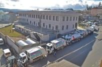 TÜRKIYE BELEDIYELER BIRLIĞI - Bünyan Belediyesi Hibe Olarak Alınan Araçları Tanıttı