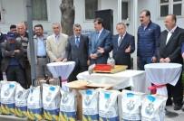 MISIR TOHUMU - Büyükşehirden Hayvancılığa 75 Bin TL'lik Destek