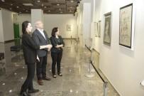 HASAN POLATKAN - Çağdaş Sanatlar Galerisi Ve Salvador Dali Sergisine İlgi Sürüyor
