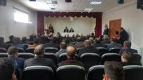 SU SIKINTISI - Çaldıran'da Muhtarlar Toplantısı