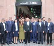 EMEKLİ ASTSUBAYLAR DERNEĞİ - Çavuşoğlu'ndan Fırat Kalkanı Şehidinin Ailesine Ziyaret