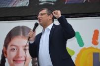CENGIZ TOPEL - CHP'li Özel Soma'da Konuştu