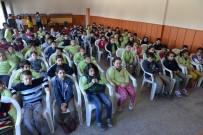 KÜRESEL İKLİM DEĞİŞİKLİĞİ - Çocuklar Çevre Bilinci Kazanıyor
