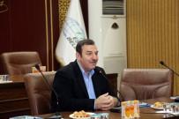 KADıOĞLU - Dernek Yöneticileri Başkan Kadıoğlu İle Buluştu