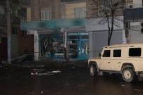 MARKET - Diyarbakır'da Markete EYP'li Saldırı