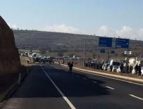 Mardin'de askeri aracın geçişi sırasında patlama: 2 şehit