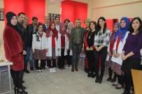 AHMET TÜRKOĞLU - Elazığ'da Öğrencilere Uygulamalı Kuaförlük Eğitimi