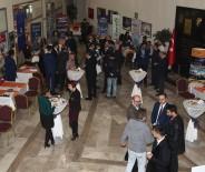 ERCIYES - ERÜ Turizm Fakültesi'nde 4. İstihdam Ve Kariyer Günleri Başladı