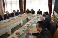 DAĞ KEÇİSİ - Erzincan'da Av Köşkü Projesi Uygulanacak