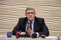 YOLSUZLUK - Eski Ülkü Ocakları Başkanı Dervişoğlu Referandumla İlgili Konuştu