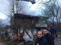 ELEKTRİK KONTAĞI - Evin Çatısı Alev Alev Yandı