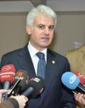 HÜSEYİN ŞAHİN - Eximbank Bursa'ya Şube Açıyor