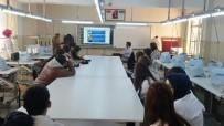 MESLEK LİSELERİ - GAÜN Öğretim Görevlileri Lise Öğrencilerine Üniversiteyi Tanıttı