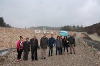 GÖKPıNAR - Gökpınar Göleti Kesin Kabulü Yapıldı