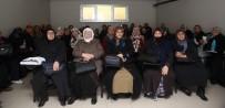 ÖFKE KONTROLÜ - Gölbaşı'nda 'Öfke Kontrolü' Semineri Düzenlendi