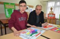 GÖRME ENGELLİLER - Görme Engelli Öğrenciden Anlamlı Proje