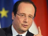 Hollande: Türkiye'ye ihtiyacımız var