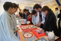 FEN BILIMLERI - İhlas Koleji Öğrencileri Bilimsel Hünerlerini Gösterdi